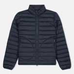 Мужская куртка Barbour x Steve McQueen International Baffle Quilted Navy фото- 0