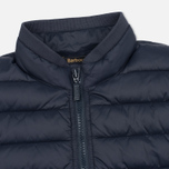 Мужская куртка Barbour x Steve McQueen International Baffle Quilted Navy фото- 1