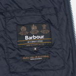 Мужская куртка Barbour x Steve McQueen International Baffle Quilted Navy фото- 3