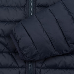Мужская куртка Barbour x Steve McQueen International Baffle Quilted Navy фото- 5