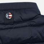Мужская куртка Barbour x Steve McQueen International Baffle Quilted Navy фото- 6