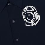 Мужская куртка Billionaire Boys Club Classic Logo Coach Navy фото- 3