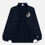 Мужская куртка Billionaire Boys Club Classic Logo Coach Navy фото- 2