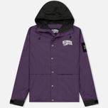 Мужская куртка Billionaire Boys Club Hooded Rain Purple фото- 0