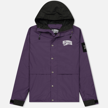 Мужская куртка Billionaire Boys Club Hooded Rain Purple