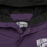 Мужская куртка Billionaire Boys Club Hooded Rain Purple фото- 1