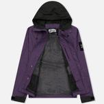 Мужская куртка Billionaire Boys Club Hooded Rain Purple фото- 2