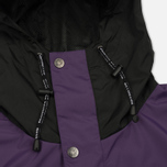 Мужская куртка Billionaire Boys Club Hooded Rain Purple фото- 3
