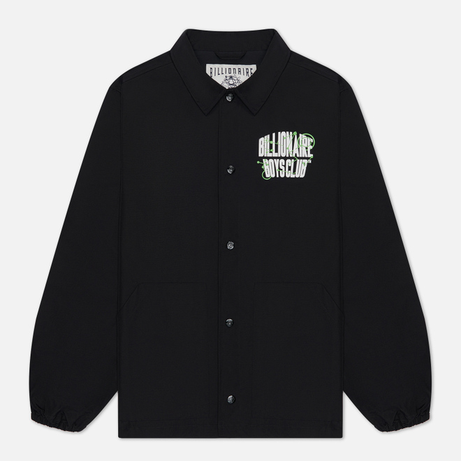 Мужская куртка Billionaire Boys Club Radio Graphic Nylon Black