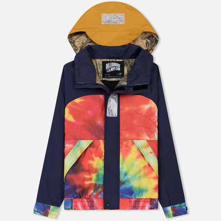 Мужская куртка Billionaire Boys Club Tie Dye Sailing Navy