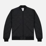 Мужская куртка бомбер adidas Originals x Wings + Horns Bomber Black фото- 0
