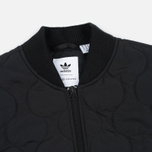 Мужская куртка бомбер adidas Originals x Wings + Horns Bomber Black фото- 1