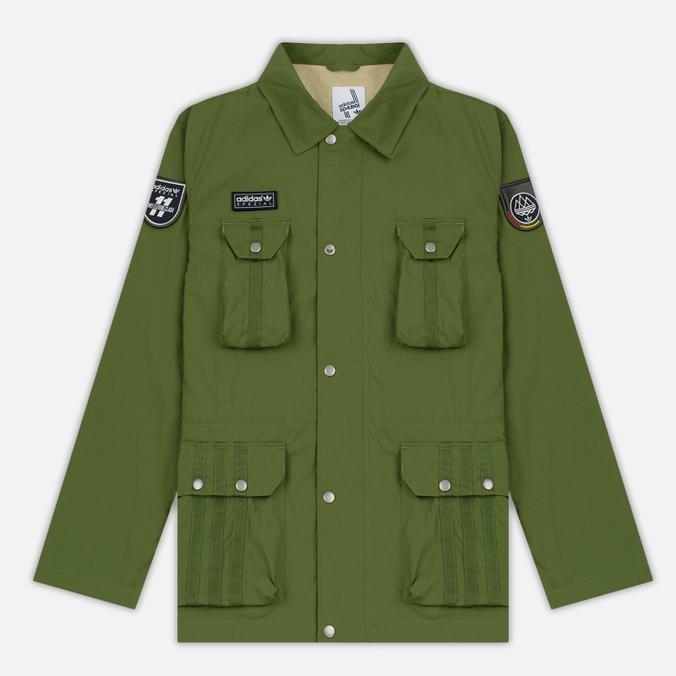 Мужская куртка adidas Originals Haslingden II Spezial Craft Green
