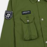 Мужская куртка adidas Originals Haslingden II Spezial Craft Green фото- 2