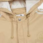 Мужская куртка ветровка adidas Originals Pleasington RJ Spezial Sand/Off White фото- 1