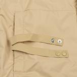Мужская куртка ветровка adidas Originals Pleasington RJ Spezial Sand/Off White фото- 5
