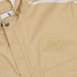 Мужская куртка ветровка adidas Originals Pleasington RJ Spezial Sand/Off White фото- 6