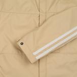 Мужская куртка ветровка adidas Originals Pleasington RJ Spezial Sand/Off White фото- 8