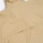 Мужская куртка ветровка adidas Originals Pleasington RJ Spezial Sand/Off White фото- 7