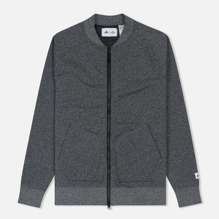 Мужская куртка бомбер adidas Originals x Reigning Champ AARC PK Dark Grey Heather