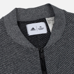 Мужская куртка бомбер adidas Originals x Reigning Champ AARC PK Dark Grey Heather фото- 1