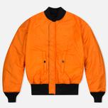 Мужская куртка бомбер Alpha Industries MA-1 Black фото- 5