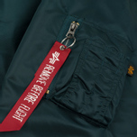Мужская куртка бомбер Alpha Industries MA-1 Navy фото- 6