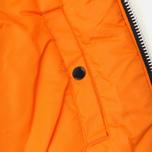 Мужская куртка бомбер Alpha Industries MA-1 Replica Blue фото- 4