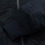 Мужская куртка бомбер Alpha Industries MA-1 Replica Blue фото- 7