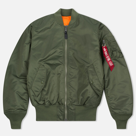 Alpha Industries MA-1 Men's Bomber Sage Green