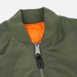 Мужская куртка бомбер Alpha Industries MA-1 Sage Green фото- 1