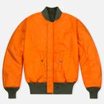 Мужская куртка бомбер Alpha Industries MA-1 Sage Green фото- 5