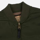 Мужская куртка бомбер Alpha Industries MA-1 TT Dark Green фото- 2