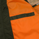 Мужская куртка бомбер Alpha Industries MA-1 TT Dark Green фото- 4
