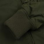 Мужская куртка бомбер Alpha Industries MA-1 TT Dark Green фото- 5