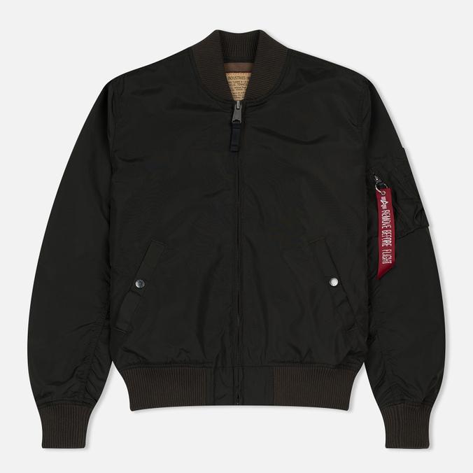 Мужская куртка бомбер Alpha Industries MA-1 TT Grey