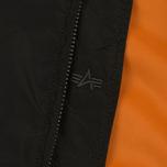 Мужская куртка бомбер Alpha Industries MA-1 TT Grey фото- 3
