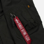 Мужская куртка бомбер Alpha Industries MA-1 TT Grey фото- 6