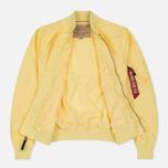Мужская куртка бомбер Alpha Industries MA-1 TT Lemon фото- 1