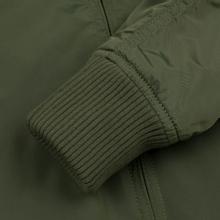 Мужская куртка бомбер Alpha Industries MA-1 TT Sage Green фото- 4