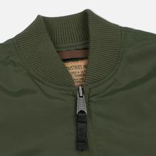 Мужская куртка бомбер Alpha Industries MA-1 TT Sage Green фото- 2