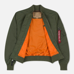 Мужская куртка бомбер Alpha Industries MA-1 TT Sage Green фото- 1