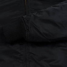 Мужская куртка бомбер Alpha Industries MA-1 VF 59 Long Black фото- 4