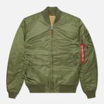Мужская куртка бомбер Alpha Industries MA-1 VF 59 Sage Green фото- 0