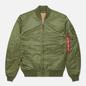 Мужская куртка бомбер Alpha Industries MA-1 VF 59 Sage Green фото - 0