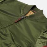 Мужская куртка бомбер Alpha Industries MA-1 VF 59 Sage Green фото- 1