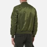 Мужская куртка бомбер Alpha Industries MA-1 VF 59 Sage Green фото- 4