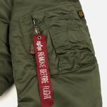 Мужская куртка бомбер Alpha Industries MA-1 VF 59 Sage Green фото- 5