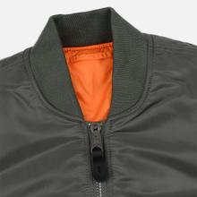 Мужская куртка бомбер Alpha Industries MA-1 Vintage Green фото- 1