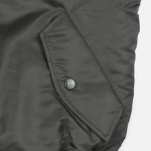Мужская куртка бомбер Alpha Industries MA-1 Vintage Green фото- 5